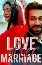Love after Marriage | Completed  by Manya_Eswar