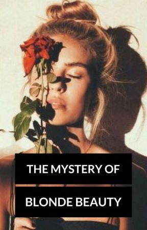 The Mystery Of Blonde Beauty by FatboyJefferson