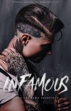 INFAMOUS by burncreativity