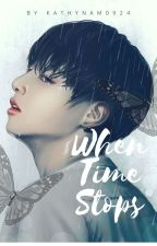 JUNGKOOK FF | When Time Stops ✔️ by kathynam0924