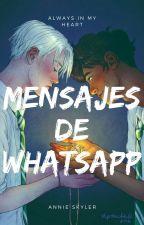 Mensajes de WhatsApp - Drarry/Harco by AnnieSkyler