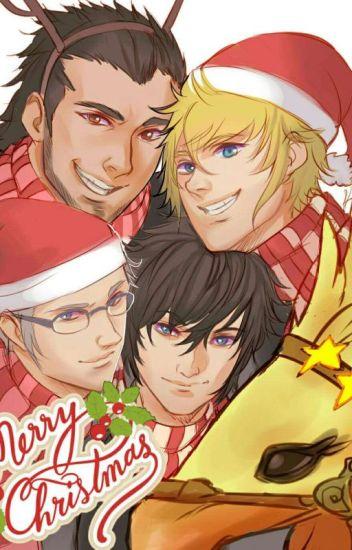 Final Fantasy Christmas.Final Fantasy Xv Christmas Adventure Fandom Alphys Wattpad