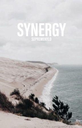 Synergy   Kylo Ren by supremekylo