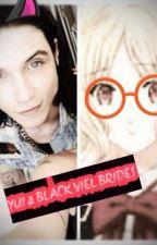 Yui Y Black Viel Brides by AlexGuzmn7