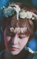 oh, baby girl   kim minseok by OnlyWhenIWalkAway