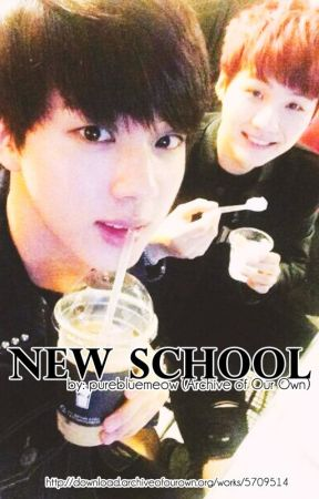 New School - ONESHOT [YoonJin] - New School - One Shot