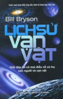 Đọc truyện Lịch Sử Vạn Vật - Bill Bryson