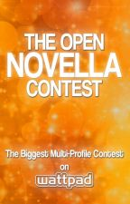 The Open Novella Contest by superhero