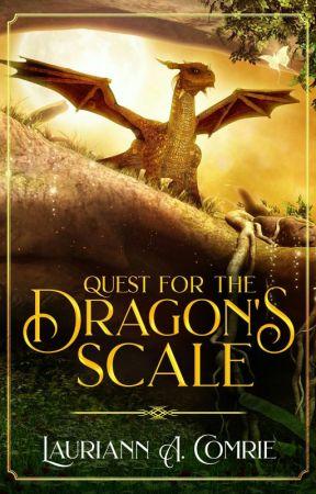 Quest for the Dragon's Scale (NaNoWriMo 2017) by PirateCaptainZero