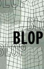 BLOP『 Graphic Portfolio and etc. 』 by -reimeii