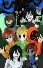 Creepypasta x reader(18+) by AmiMian1