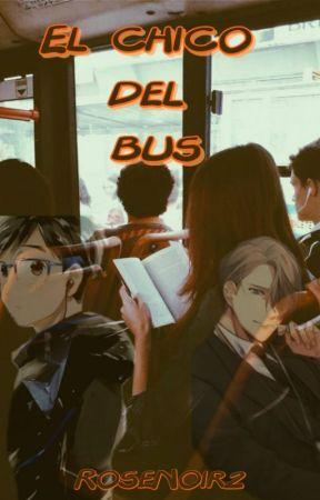El chico del bus. by RoseNoir2