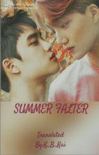 Summer Falter by K_B_Kai