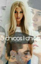 5 Chicos 1 Chica //Adaptación// by fandon__velez_