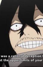 Sasuke messes up big time! {BNHA Naruto Crossover} by McSatanChild