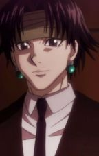 Chrollo with a crush by dreamcxtch