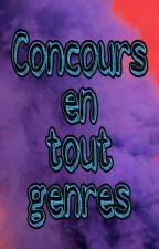 Concours en tout genres || FERMER by jolielune17