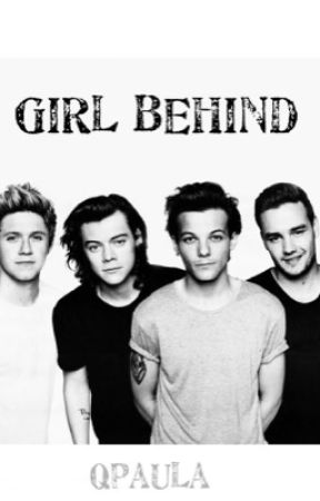 girl behind (One Direction) by qpaula