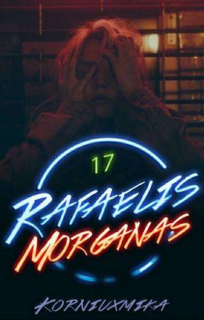 Rafaelis Morganas 17 by Korniuxmika