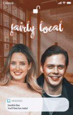 Fairly Local | Bill Skarsgård by caliginosa