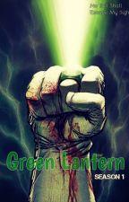 Green Lantern (Greek Fanfiction) by user77665090