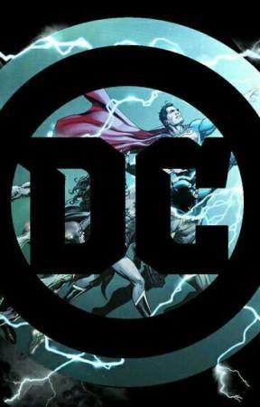 DC x Male Reader by Highclub