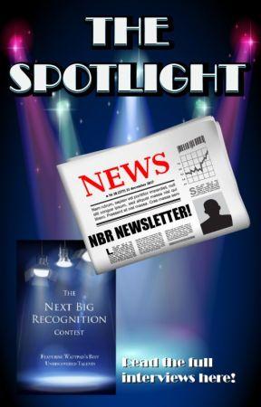 Supplemental: NBR Newsletter: THE SPOTLIGHT by MichaelHoliday
