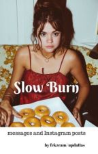 Slow Burn || Shawn Mendes by updaIIas
