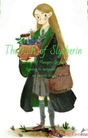 The Kids of Slytherin - Mischief Managers by redvelvetrocker