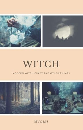 Witch: Modern Witchcraft and Other Things - Candle Colour