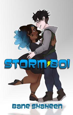 Storm Boi 🌩️ by SparklesMG