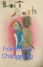 Friend of a Changeling by RainbowDash120120