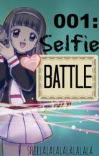 002: Selfie Battle by Shielacake