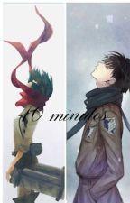 shingueki no cristal ( rivamika) by mishe_chan