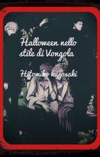 Halloween nello stile di Vongola by HitomikoKurosaki