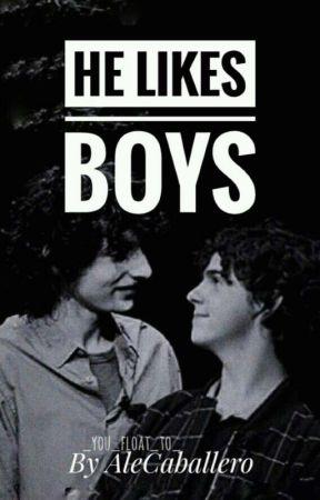 """[ESP] """"HE LIKES BOYS"""" (A EL LE GUSTAN LOS CHICOS) #Fack  by AlejandrxCA"""