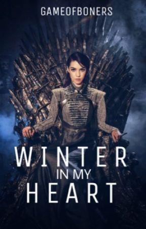 Winter In My Heart | ROBB STARK. by gameofboners