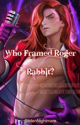 framed roger jessica who rabbit