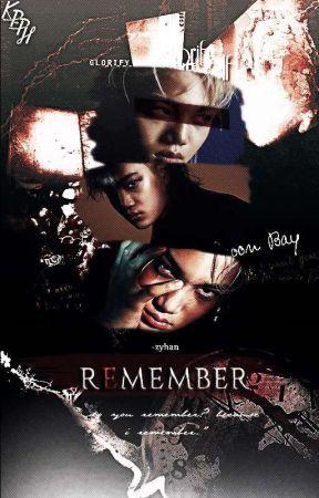 remember | k.ji by -zyhan