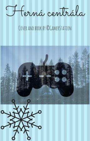 Herná centrála by GamerStation