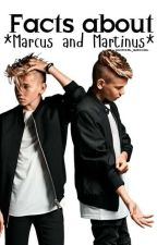 Facts about Marcus and Martinus  by Jane_Gunnarsen