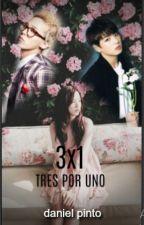 3x1 TRES POR UNO by daniel_pintoBTSizumy