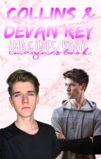 Collins & Devan Key Imagines Book by heispoison