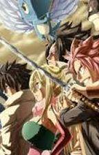 Fairy Tail: Photo couple, Guilde by kilari2004hiroto