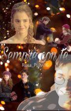 Sempre con te •Harmione• by Rosa_Pulvi16