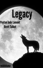 legacy [one] || brett talbot by voidohana