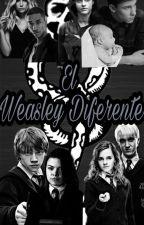 El Weasley Diferente  by DarkRebelWhore