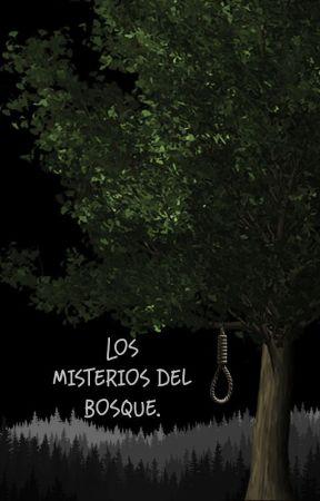 Los misterios del bosque. by MaquitaxD