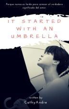 It Started With an Umbrella (Jikook) by CathyAndre