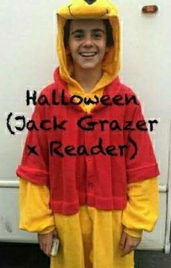 Halloween (Jack Grazer X Reader)